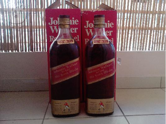 PoulaTo: Johnny Walker Limited Edition RedLabel Gallons