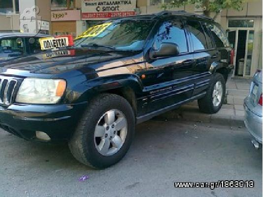 PoulaTo: JEEP GRAND CHEROKEE '01