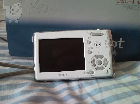 Sony DSC-T33 Limited edition 5 mp
