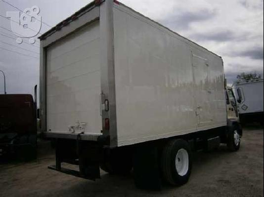 PoulaTo:    2010 GMC TF7B042 REFRIGERATED TRUCK
