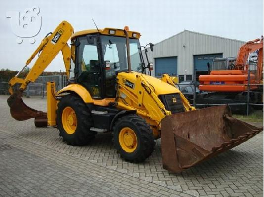 2007 JCB 3CX-Turbo