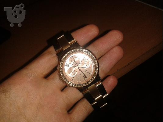 womens watch michael kors MK5586 rose gold