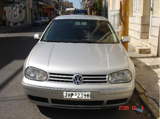 PoulaTo: VW GOLF '02