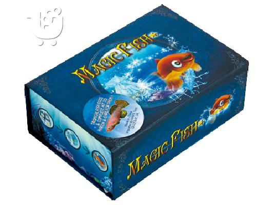 PoulaTo: Magic Fish: A new educational and innovative scientific toy