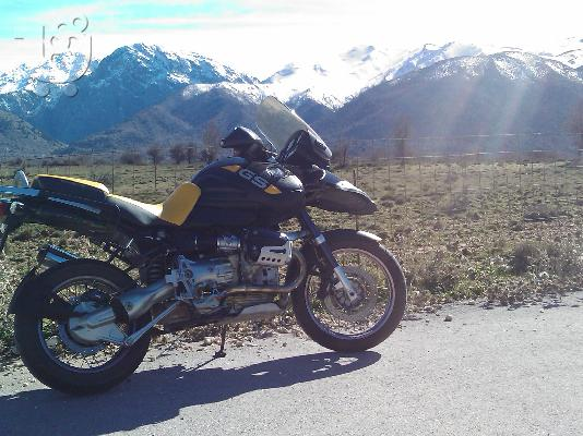 PoulaTo: BMW R 1150 GS Adventure '03