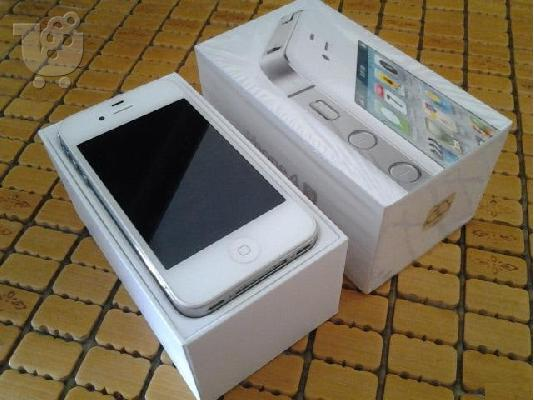 PoulaTo: White Apple Iphone 4s (Unlocked).