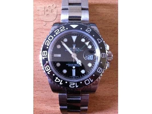 PoulaTo: Rolex GMT Master Best new Replica!