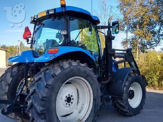 2005 New Holland TS110A