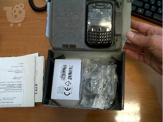 BLACBERRY CURVE 8520
