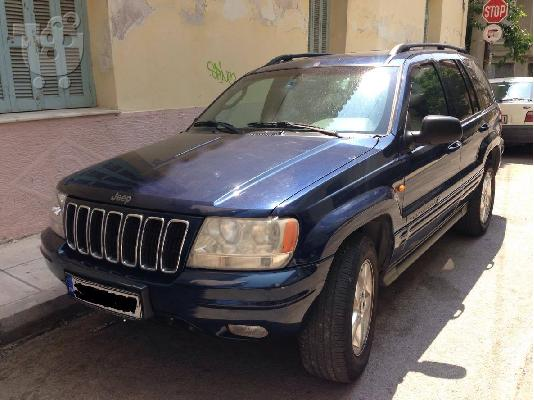 PoulaTo: JEEP GRAND CHEROKEE '05