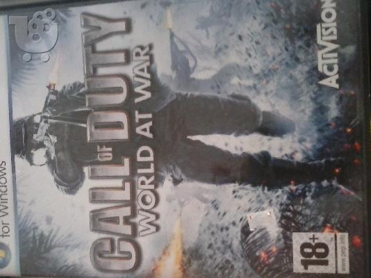 PoulaTo: CALL OF DUTY-WORLD AT WAR