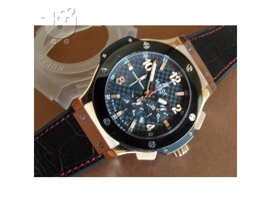 HUBLOT BIG BANG ROSE GOLD 44,5mm