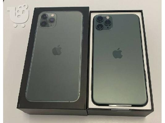 PoulaTo: Apple iPhone 11 Pro 64GB  = 600 EUR, Apple iPhone  11 Pro Max 64GB = 650 EUR, Apple iPhone XS 64GB = 400 EUR,  Apple iPhone XS Max 64GB = 430EUR , Whatsapp Chat : +27837724253