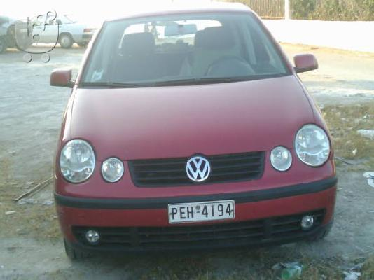 PoulaTo: VW POLO '03