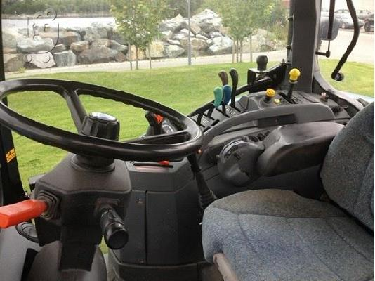 2007 New Holland TS-110A