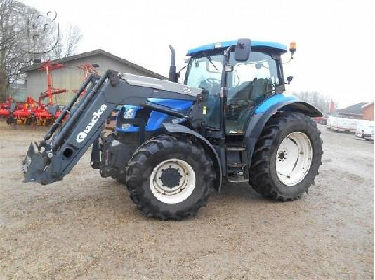 PoulaTo: New Holland T6060 Elite