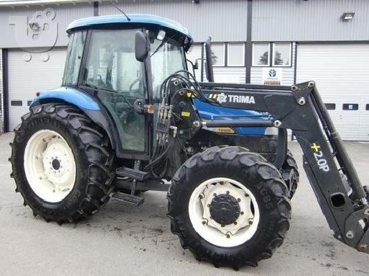 PoulaTo: New Holland TD 90D year 2006