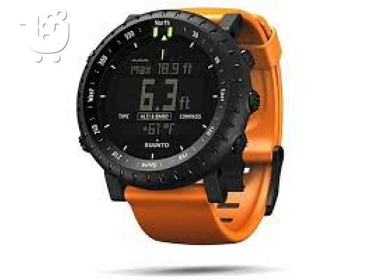 PoulaTo: SUUNTO CORE BLACK ORANGE
