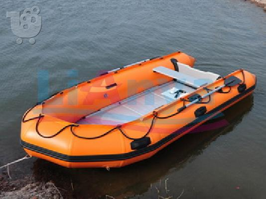 PoulaTo: 4.7m 40hp Inflatable Boat UB470-A