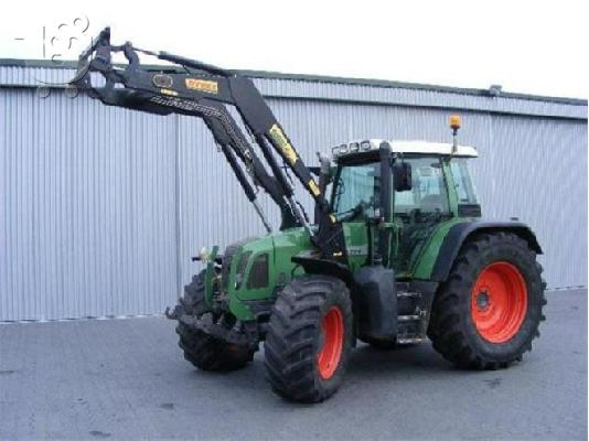 PoulaTo: Fendt Favorit 714 Vario