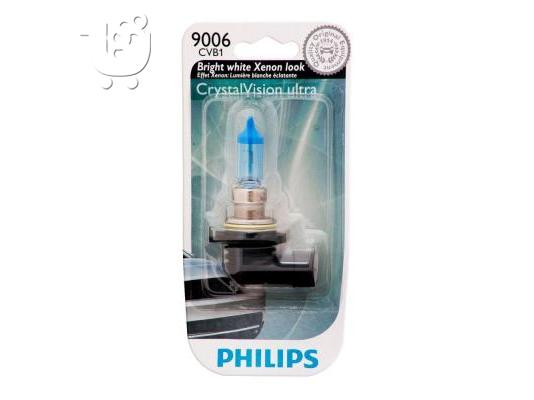 PoulaTo: Λάμπες Philips Crystal Vision HB4 4300K 55W Κωδικός 9006CVB1