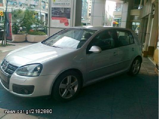 PoulaTo: VW GOLF '09