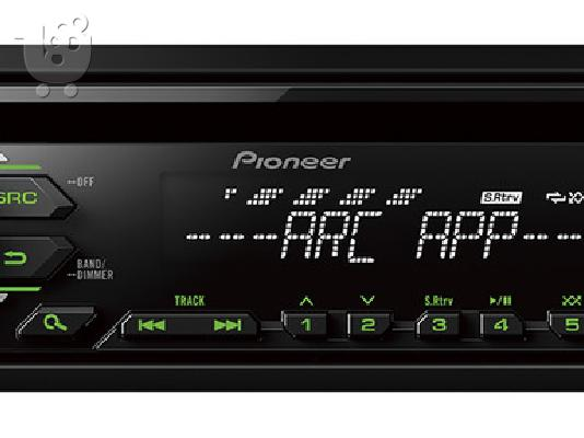 PoulaTo: Radio CD MP3 USB Pioneer DEH-1901UBG  Με τηλεχειριστήριο