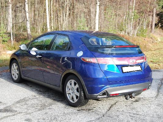 PoulaTo: HONDA CIVIC '11