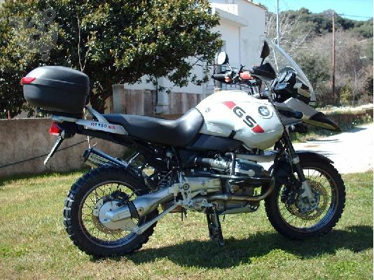 PoulaTo: BMW R 1150 GS Adventure '05