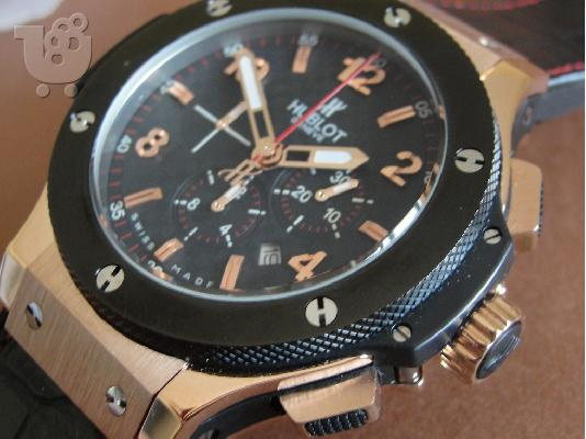 PoulaTo: HUBLOT BIG BANG ROSE GOLD 44,5mm