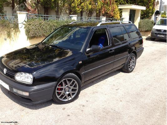 PoulaTo: VW GOLF '98