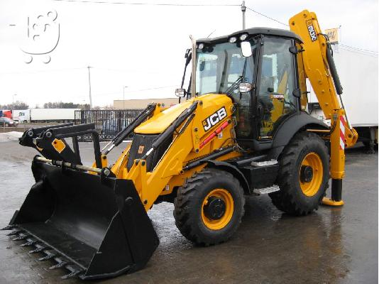 PoulaTo: JCB 3CX TURBO ECO 2012