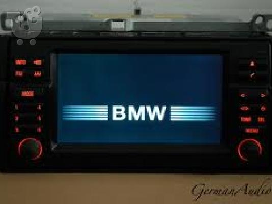 BMW NAVIGATION 2012 EUROPE DVD (HIGH - PROFESSIONAL - BUSINESS) +GR & EU RADAR! NEW!! ΠΡΟΣ...