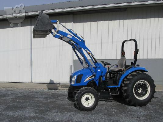 New Holland TC40D τρακτέρ