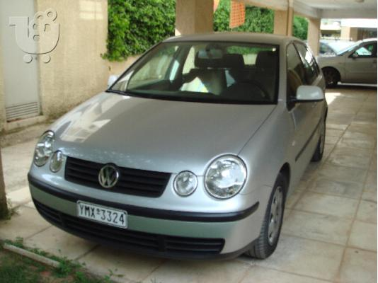 PoulaTo: VW POLO '02