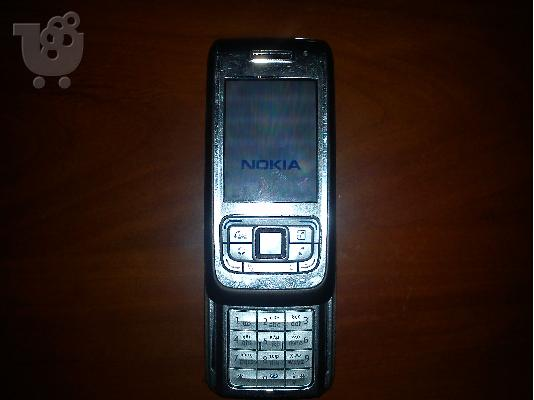 Nokia E65 Κάμερα: 2 MP, Οθόνη: 240 x 320 pixels, 2.2 inches, 3G, Wi-Fi, Bluetooth, Card Sl...