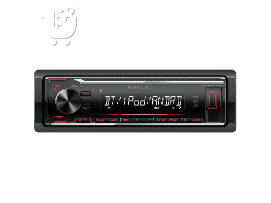 PoulaTo: Ράδιο MP3/USB/BT Kenwood