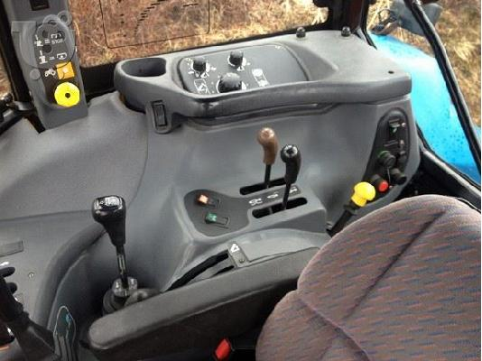 2003 New Holland TS 110