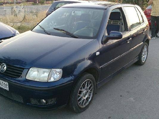 PoulaTo: VW POLO '01