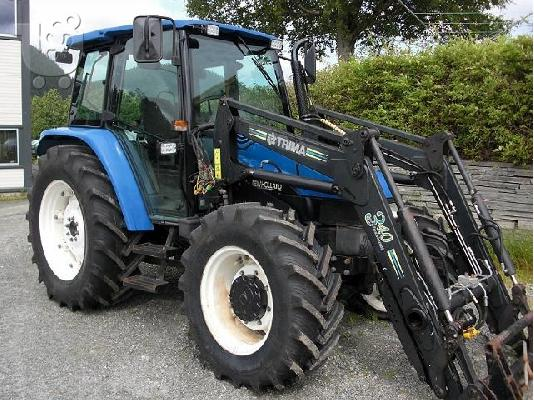 PoulaTo: New Holland TL 90
