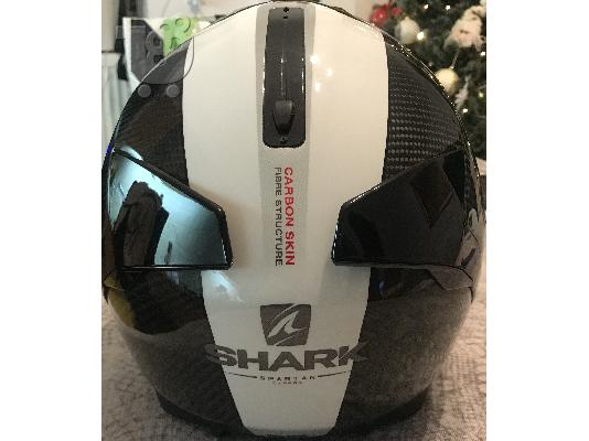 SPARTANS SHARK CARBON