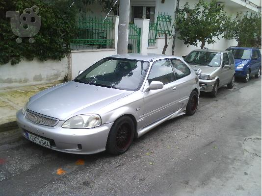 PoulaTo: HONDA CIVIC '99