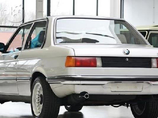 BMW E21 323i TAKAKIA TEXTAR MADE IN GERMANY OLDTIMER