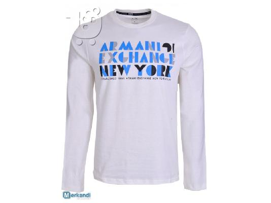 Stock Outlet Μακρυμάνικη Armani