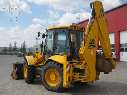 2007 JCB 4CX Super PC