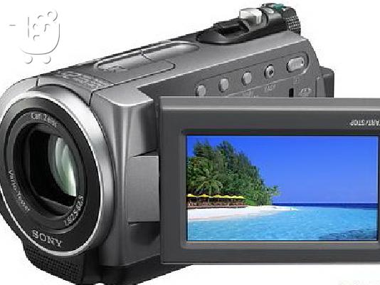 PoulaTo: Video camera Sony DCR-SR62 30GB