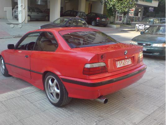 PoulaTo: BMW 318is '95