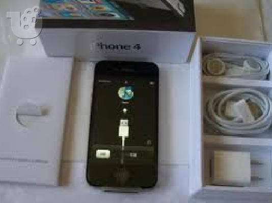 PoulaTo: Apple iPhone 4G HD 32GB (Factory Unlocked) --- $250 USD