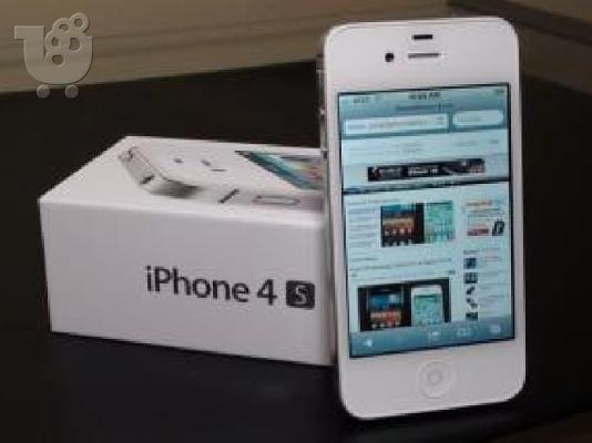 PoulaTo: Iphone 4s 16 gb, λευκό,