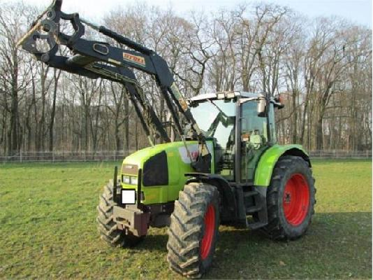 PoulaTo: 2002 Claas Ares 556 RX